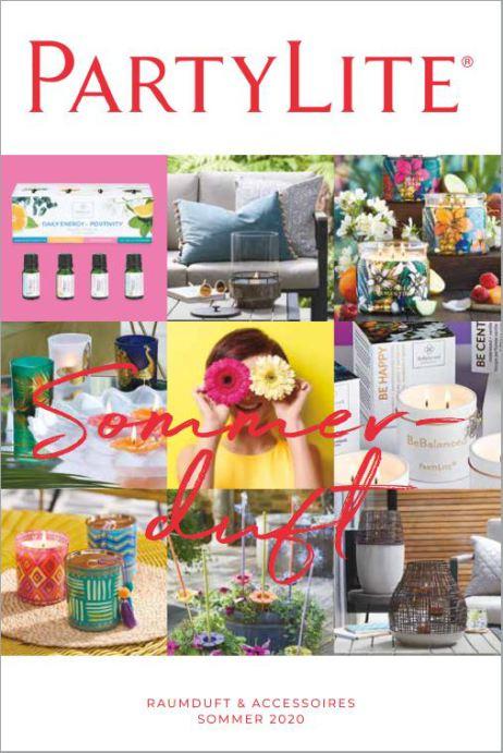 Partylite Katalog 2019