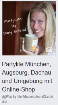Partylite Daniela Schmid